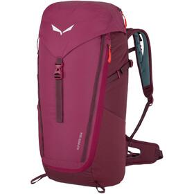 SALEWA Alp Mate 30 Backpack Women, czerwony